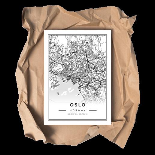 Oslo Framed
