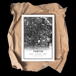Tokyo Framed